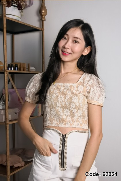 62021-Lace-Top