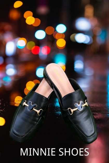 SS2300 - Minnie Shoes